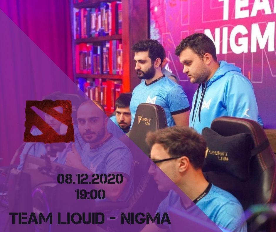 Team Liquid - Nigma