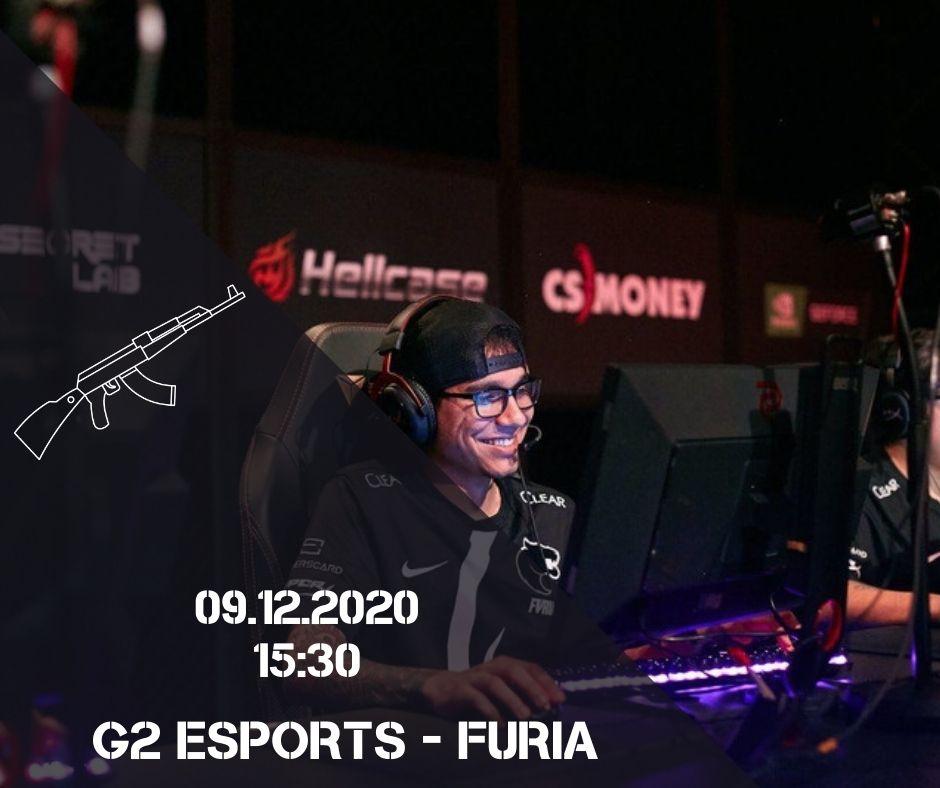 G2 eSports - FURIA