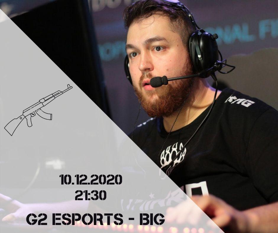 G2 eSports - BIG