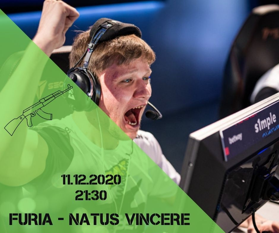 FURIA - Natus Vincere