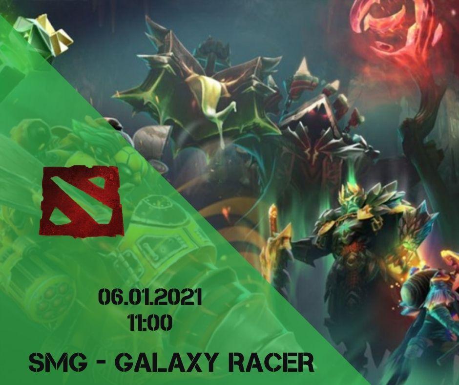 Team SMG - Galaxy Racer Esports