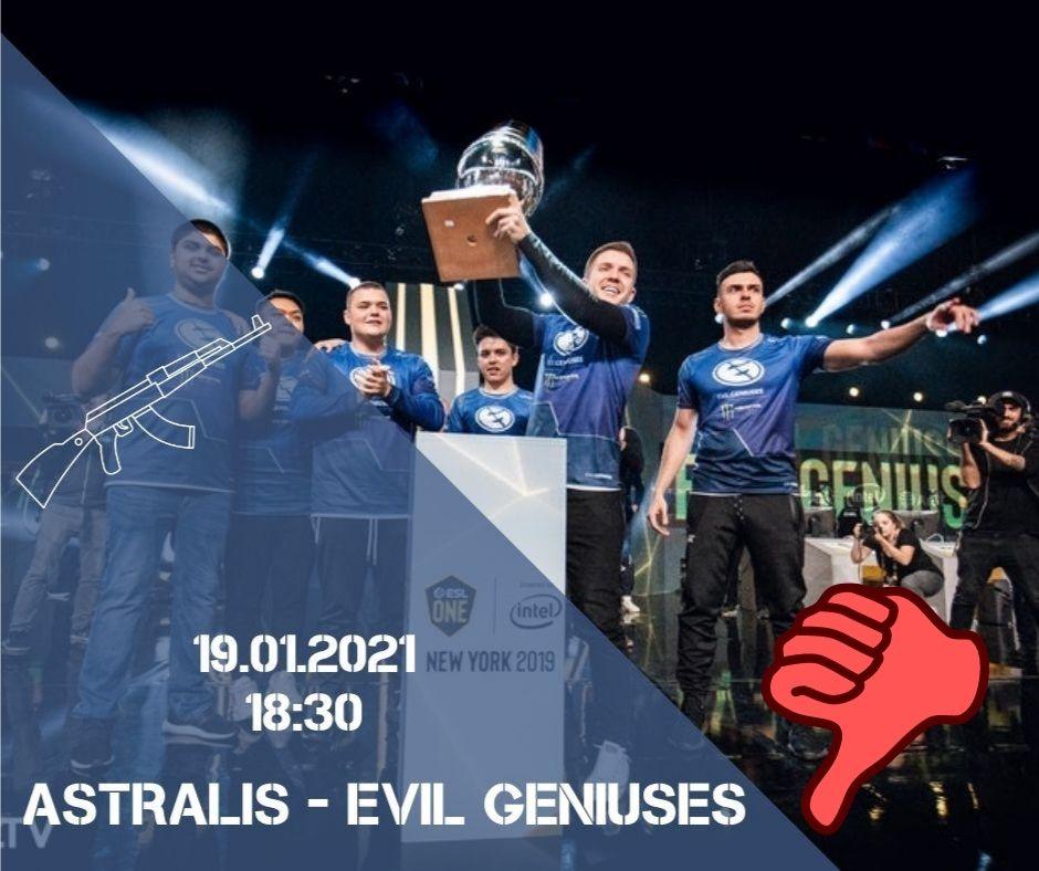 Astralis - Evil Geniuses