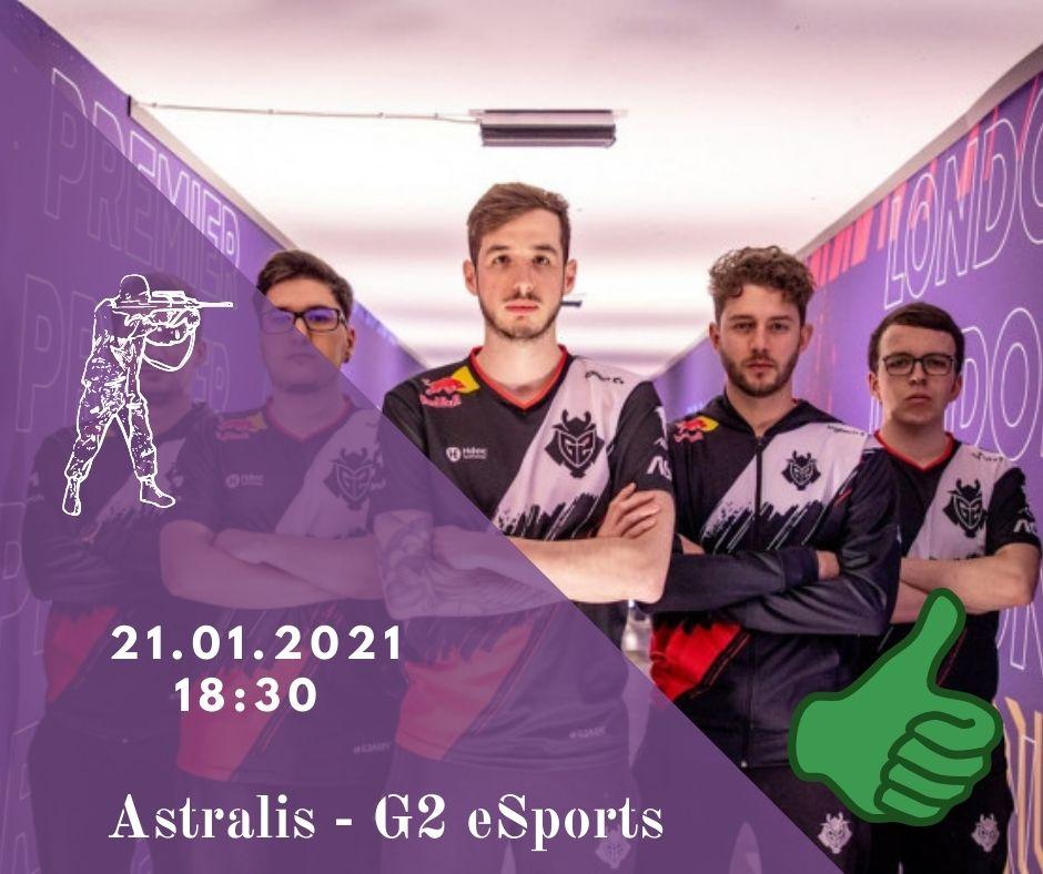Astralis - G2 eSports