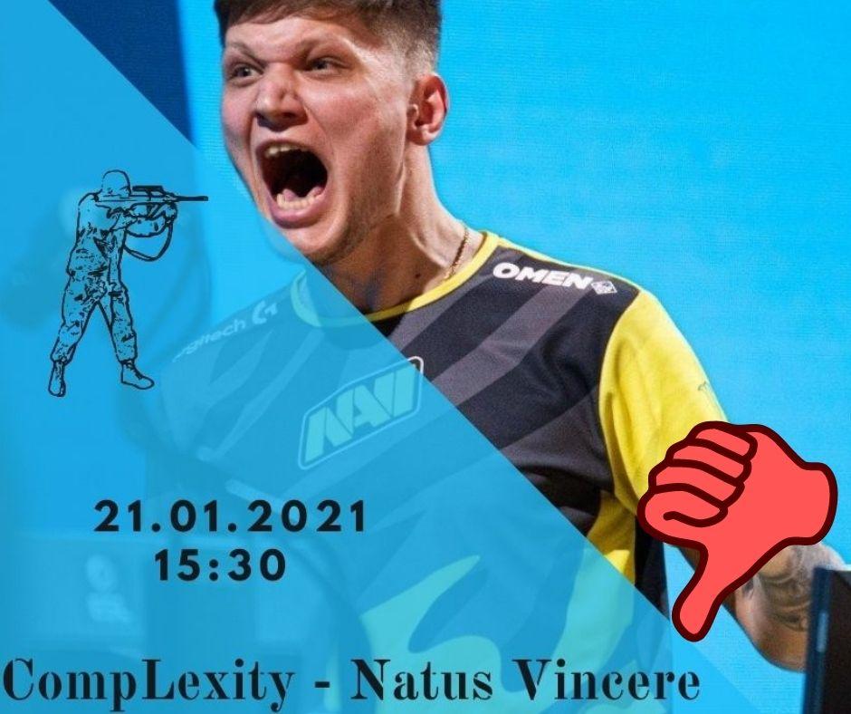 CompLexity - Natus Vincere