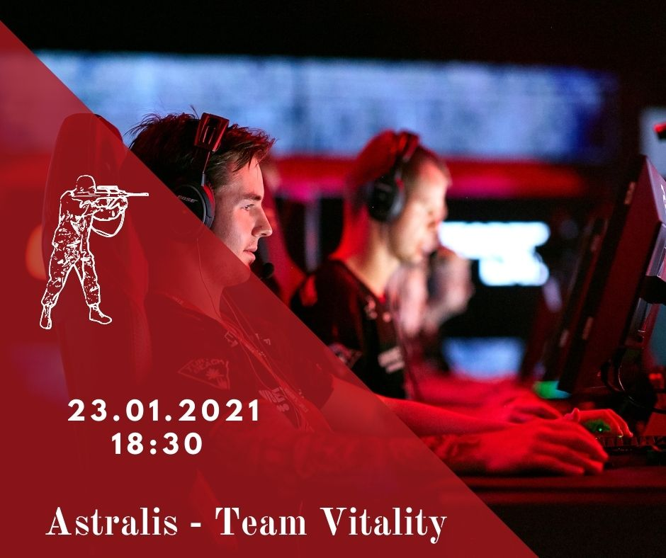 Astralis - Team Vitality