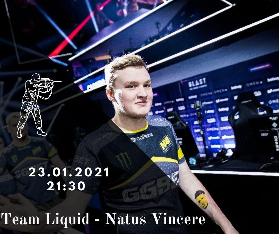Team Liquid - Natus Vincere