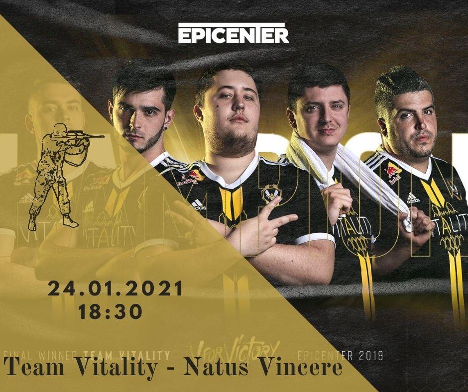Team Vitality - Natus Vincere