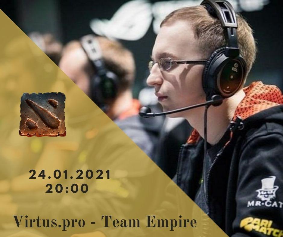 Virtus.pro - Team Empire