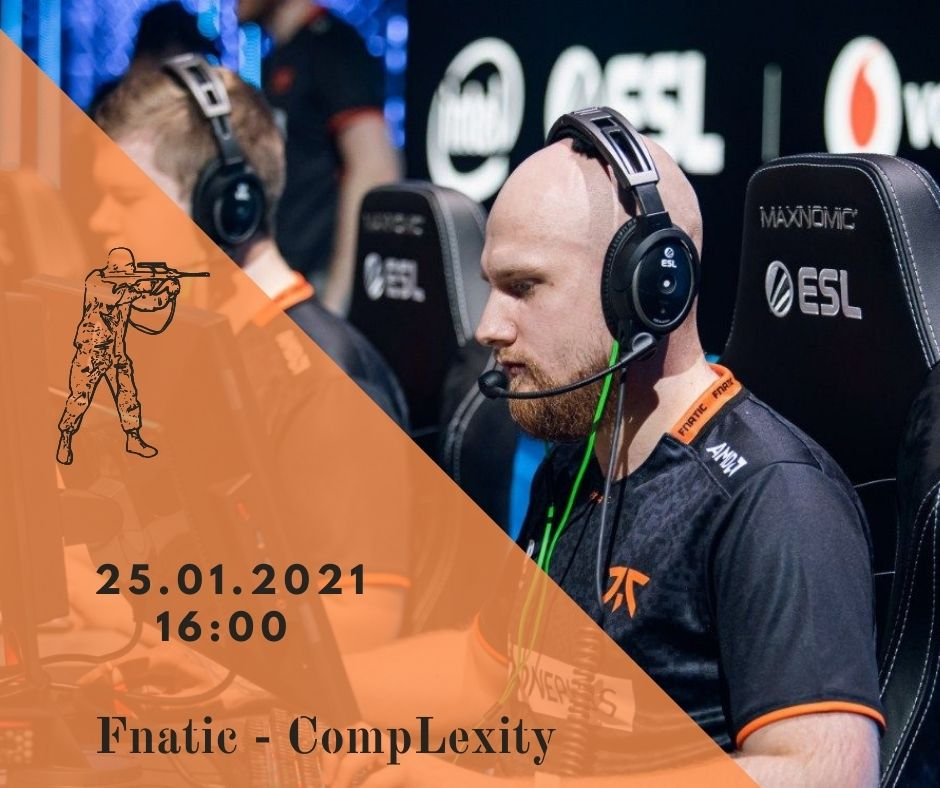 Fnatic – CompLexity