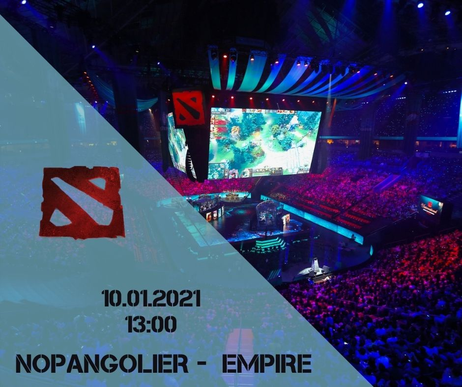NoPangolier - Team Empire