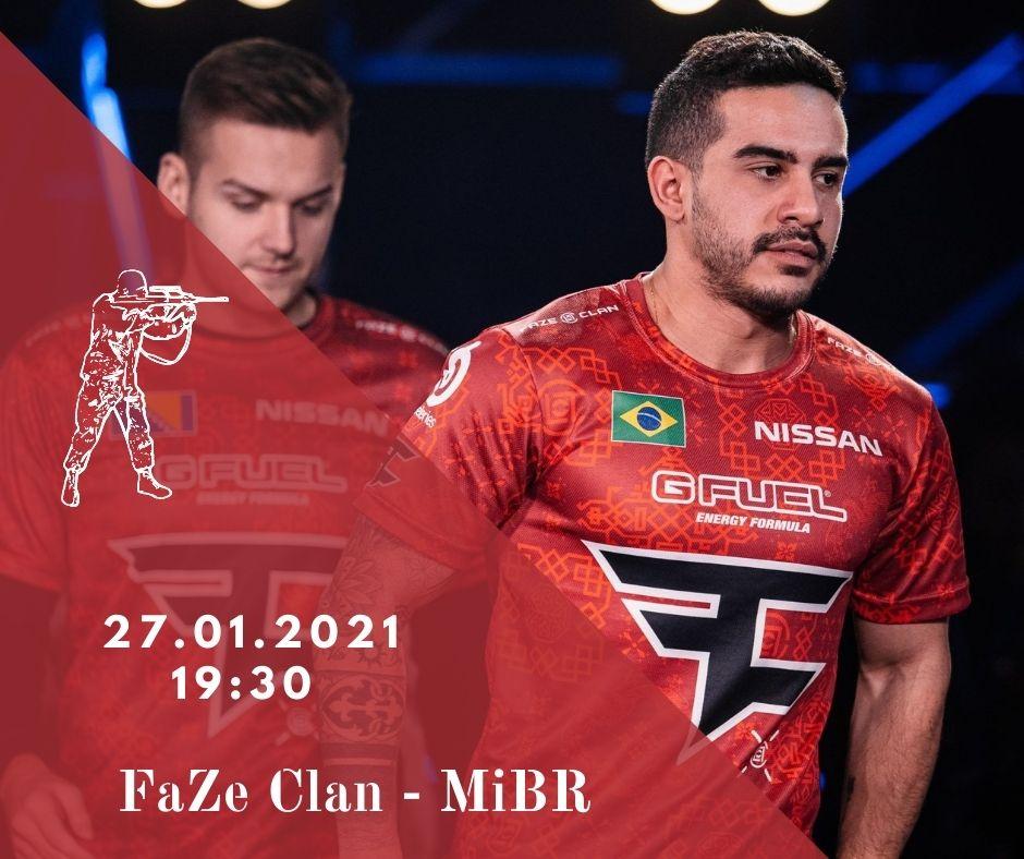 FaZe Clan - MiBR