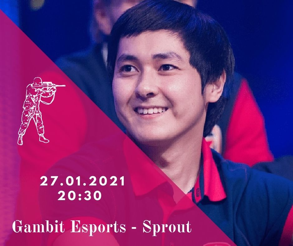 Gambit Esports - Sprout