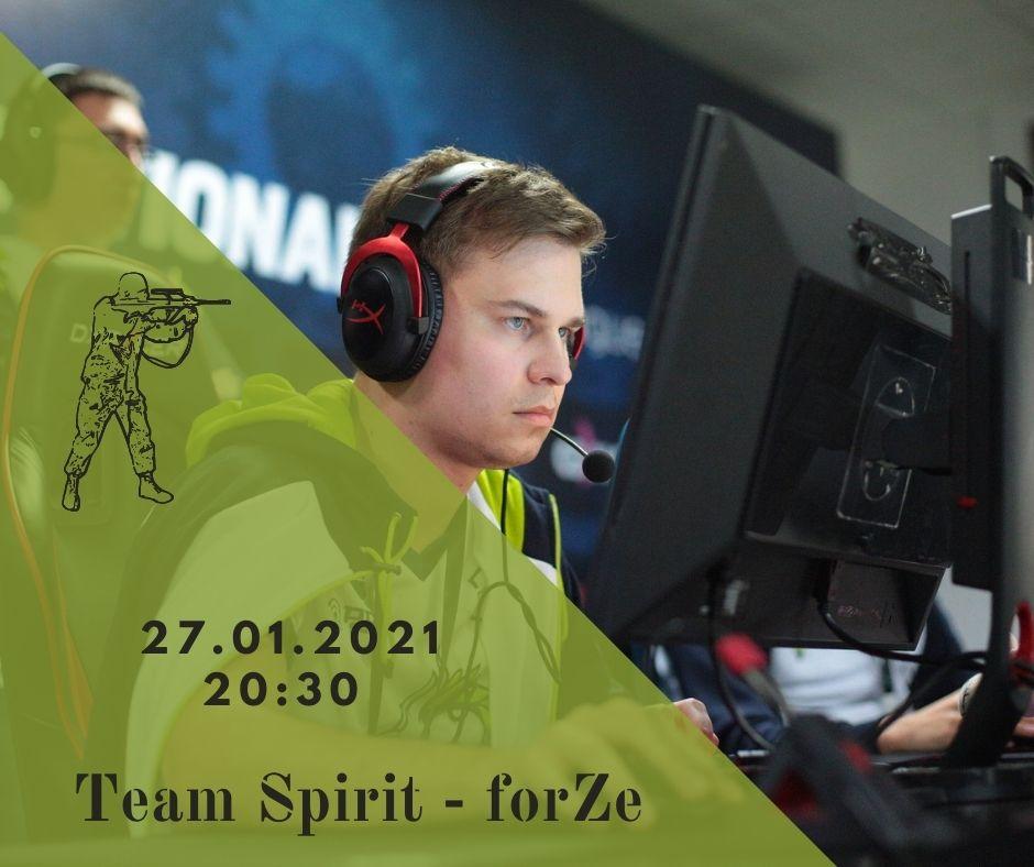 Team Spirit - forZe