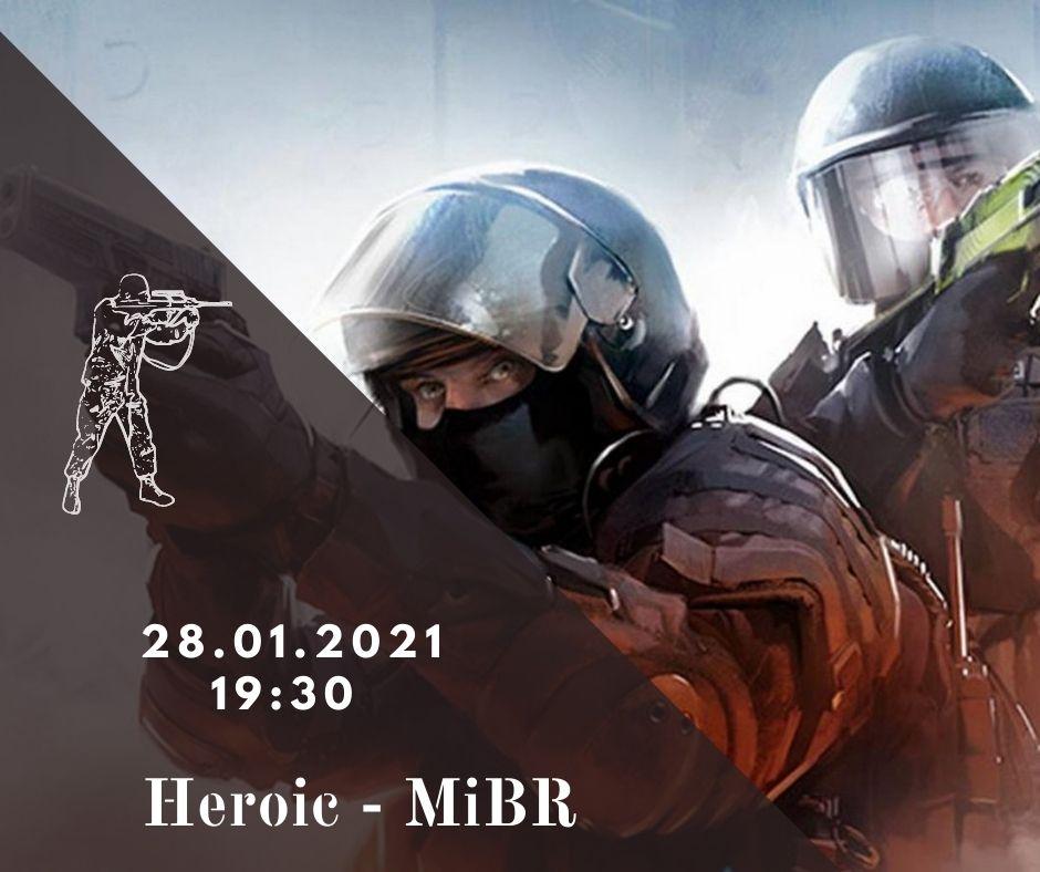 Heroic - MiBR