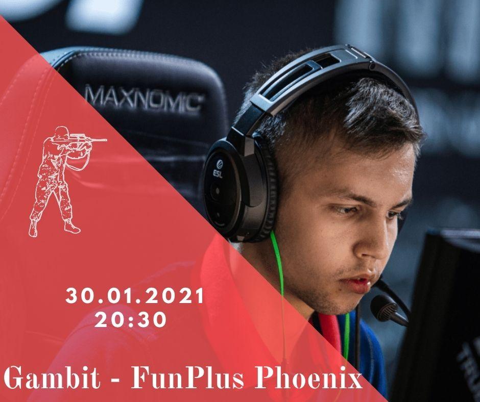 Gambit - FunPlus Phoenix