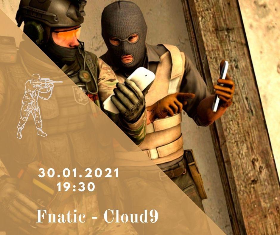 Fnatic - Cloud9