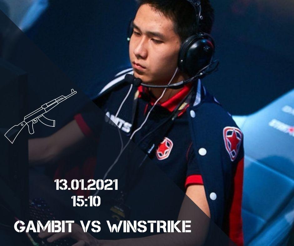 Gambit Esports - Winstrike