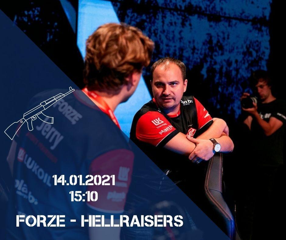 forZe - HellRaisers