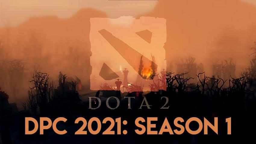 ВСЕ ДИВИЗИОНЫ DOTA PRO CIRCUIT 2021: SEASON 1