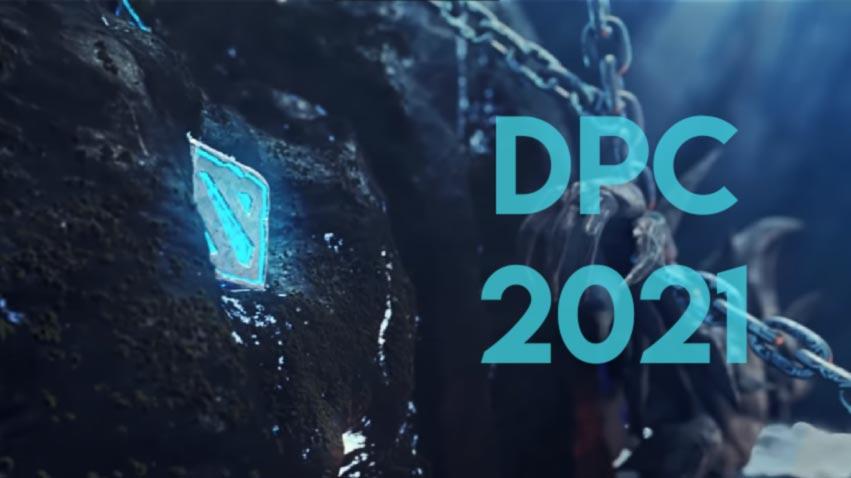 DOTA Pro Curcuit 2021