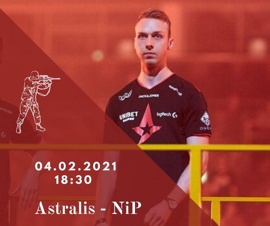 Astralis - NiP