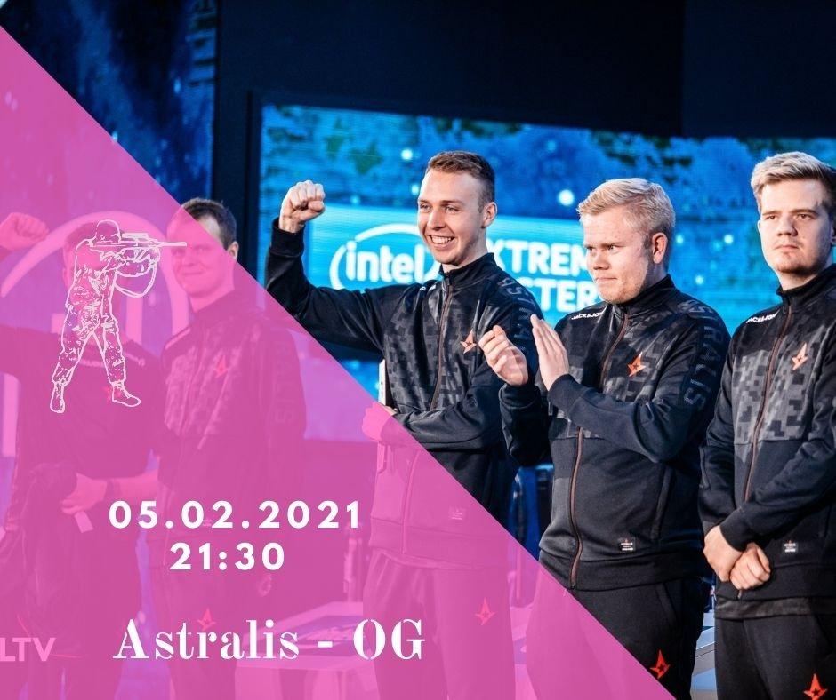Astralis - OG