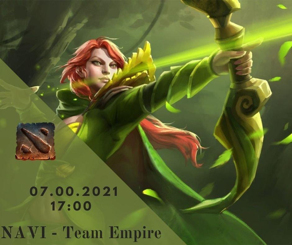 Natus Vincere - Team Empire