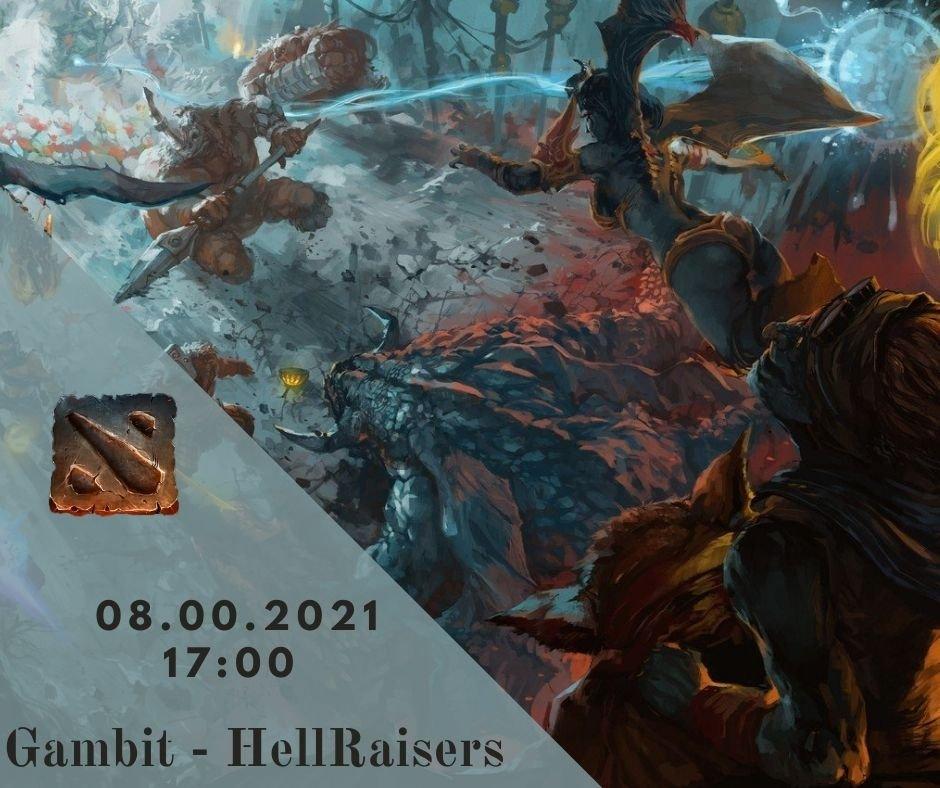 Gambit Esports - HellRaisers