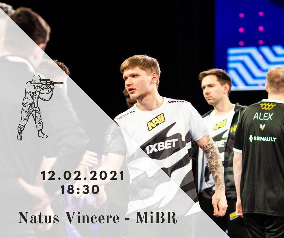 Natus Vincere - MiBR
