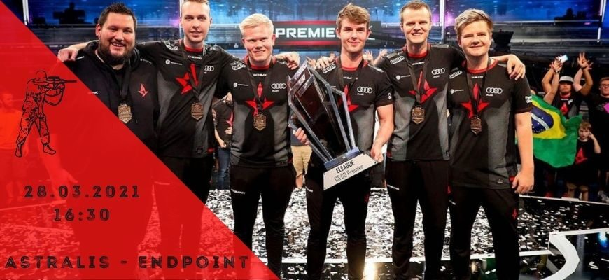 Astralis - Endpoint
