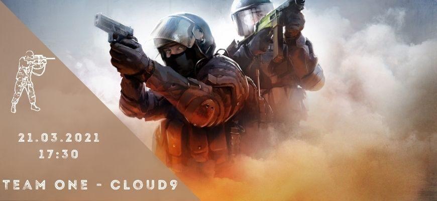 Team-One-Cloud9-21-03-2021