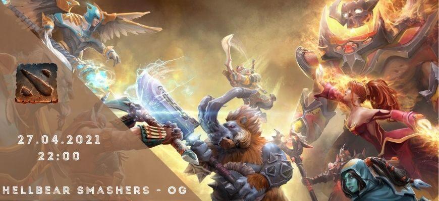 Hellbear Smashers - OG-27-04-2021