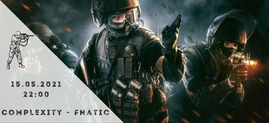 CompLexity - Fnatic - 15-05-2021