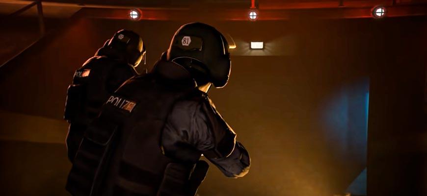 cs go полиция