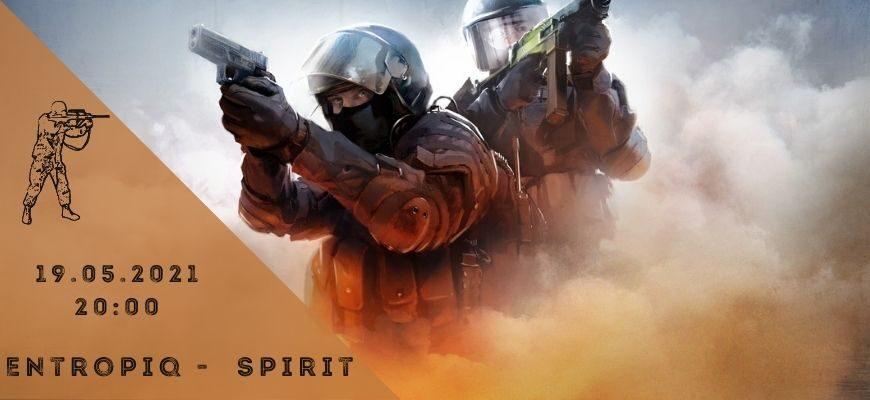Entropiq - Spirit -19-05-2021
