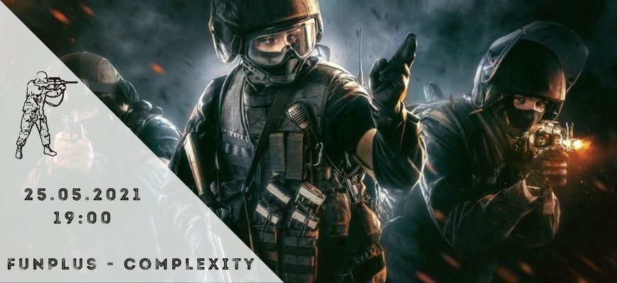 FunPlus Phoenix - CompLexity-25-05-2021