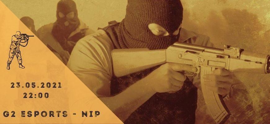 G2 eSports - NiP - 23-05-2021