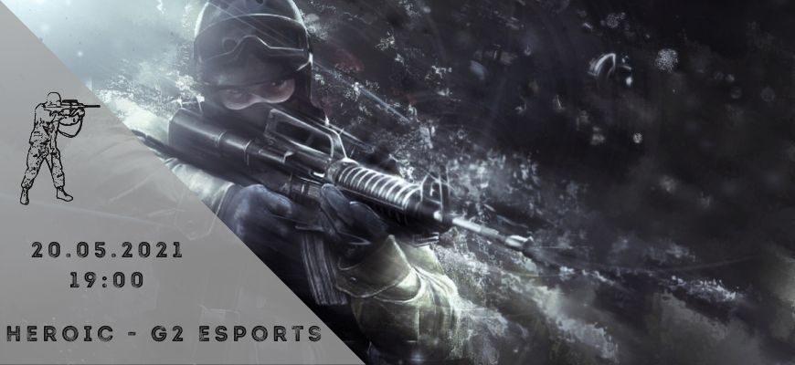 Heroic - G2 eSports 20-05-2021
