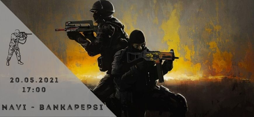 Natus Vincere - bankaPEPSI-20-05-2021