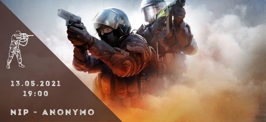 NiP - Anonymo - 13-05-2021