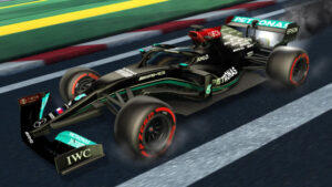 Mercedes-AMG Petronas 2021