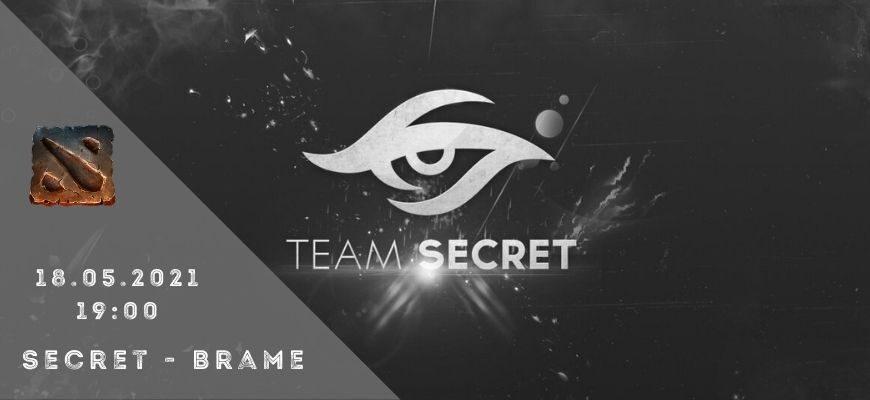 Secret - Brame -18-05-2021