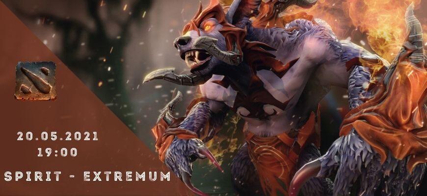 Spirit - Extremum -20-05-2021