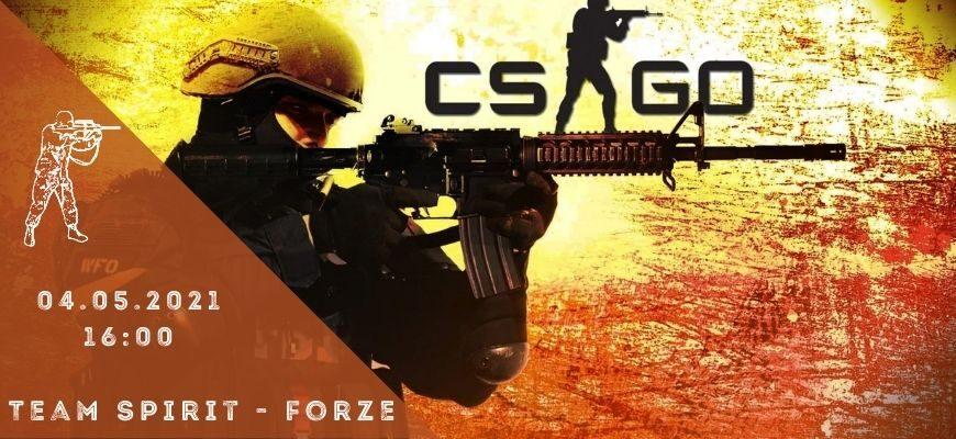 Team Spirit - forZe 04-05-2021