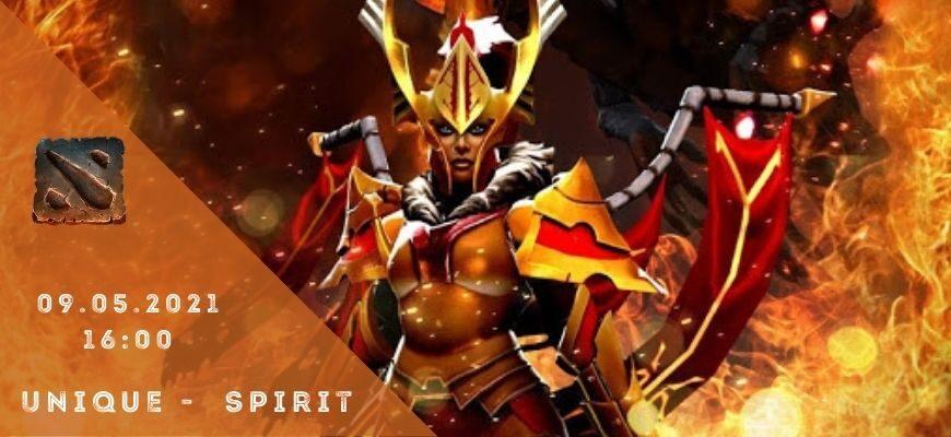 uNiQUE - Spirit - 09-05-2021