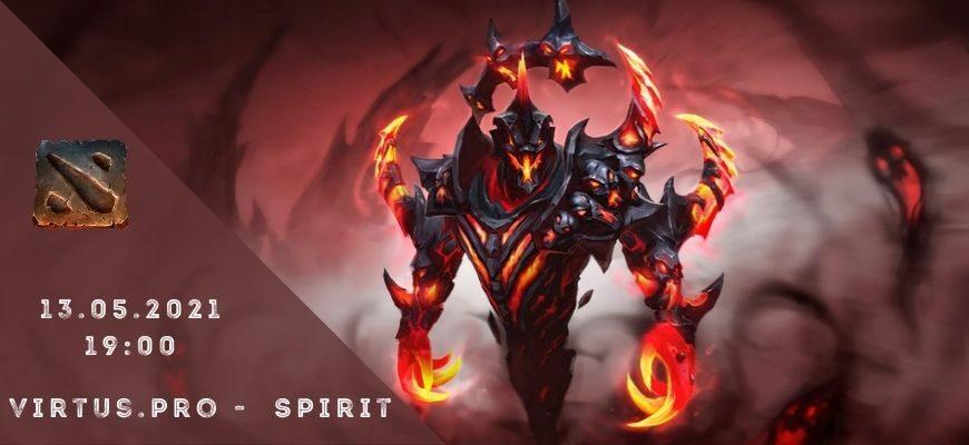 Virtus.pro - Spirit - 13-05-2021