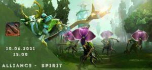 Alliance - Team Spirit-10-06-2021