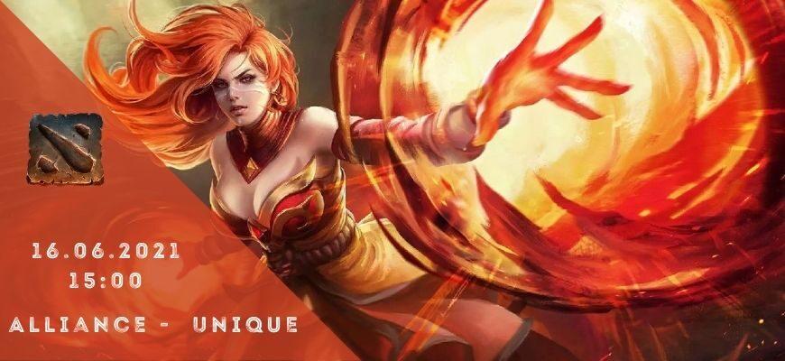 Alliance - Team uNiQUE-16-06-2021