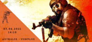 Astralis - FunPlus - 03-06-2021