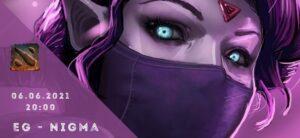 Evil Geniuses - Nigma -06-06-2021